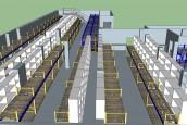 Podpořený projekt: Optimalizace skladových procesů pro zvýšení efektivity skladových operací ve firmě VOLF kancelářské potřeby spol. s r.o.